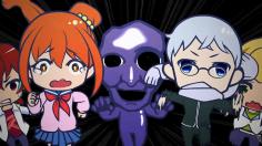 Tuhaf mı tuhaf, komik mi komik ee bir o kadar da eğlenceli bir oyuna pardon anime: Ao Oni the Animation