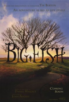 Bir Tim Burton Filmi Big Fish İncelemesi
