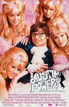Dünyanın En Çılgın, Zamanda Yolculuk Eden Ajanı ve Aşk Gurusu: Austin Powers (1997)