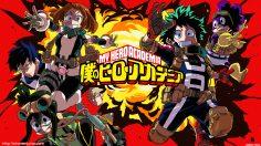 Boku no Hero Academia (My Hero Academia) anime incelemesi