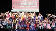 ComiKon İstanbul başlıyor!