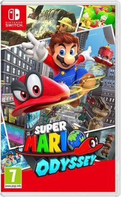 Mario Odyssey: Mario'nun Amerikan Rüyası